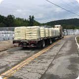 Lignetics wood pellets from Sand Fork, West Virginia, to LaFayette, New York.